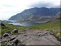 NG4920 : View  down Allt a' Choire Riabhaich by Oliver Dixon