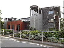 SN5981 : International Politics Building at Aberystwyth University by Adrian Cable