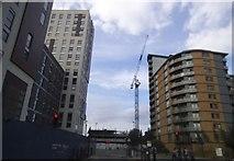 TQ2081 : Tower Blocks on Victoria Road, Park Royal by David Howard