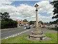 TG2619 : Horstead War Memorial by Adrian S Pye