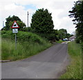 SO5807 : Southern end of Marsh Lane, Clements End by Jaggery
