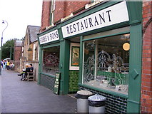 SO9491 : Hobbs Chip Shop by Gordon Griffiths