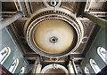 TQ3681 : St Anne, Limehouse - Ceiling by John Salmon