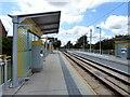 SJ8090 : Northern Moor tram stop by Gerald England