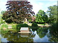 TQ5259 : The duck pond at Otford by Marathon