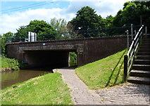 SK0220 : Wolseley Bridge No 70 by Mat Fascione