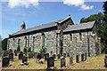 SH5831 : St Tanwgs, Harlech by Jeff Buck