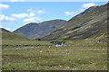 NN3391 : View down Glen Roy by Nigel Brown