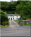 SN3609 : Ivy Cottage, Ferryside by Jaggery