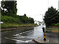 SS7397 : B4230 New Road, Neath Abbey by Adrian Cable