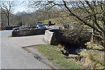 SD9163 : Gordale Bridge by N Chadwick