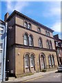 NO6440 : Registrar's Office, Arbroath by Stanley Howe
