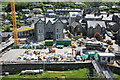 SH5831 : Harlech Castle Visitor Centre Project by Jeff Buck