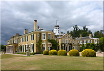 TQ1352 : Polesden Lacey House, Surrey by pam fray