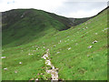 NN2544 : Path to Coire Toaig by wrobison