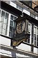 TQ5838 : The Pantiles Clock by N Chadwick