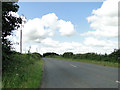 TF9220 : Stanfield Road, between Stanfield and Mileham by Adrian S Pye