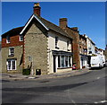SP5822 : Bicester Dry Cleaners by Jaggery