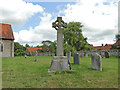 TF8722 : Wellingham War Memorial by Adrian S Pye