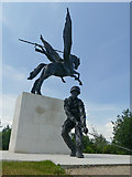 SK1814 : The Parachute Regiment and Airborne Forces Memorial by Graham Hogg