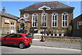 SP5822 : Grade II listed former Congregational chapel in Bicester by Jaggery