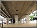 TQ3981 : Under Newham Way by Stephen Craven