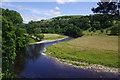 SE0754 : River Wharfe, Bolton Abbey by Ian Taylor