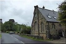 SE7296 : Former Methodist chapel, Rosedale Abbey by David Smith