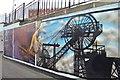 SJ8446 : Newcastle-under-Lyme: Bridge Street Subway (3) by Jonathan Hutchins