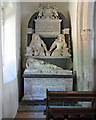 TL6459 : Stetchworth: St Peter - the Gorges Monument by John Sutton