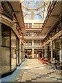 SJ8398 : Barton Arcade (3) by David Dixon