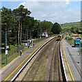 SN3610 : Non-stop train at Ferryside by Jaggery