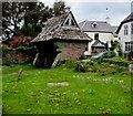 SO5509 : Stone lychgate, Newland by Jaggery