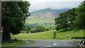 NY2624 : View Towards Skiddaw by Peter Trimming