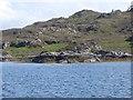 NM6386 : Headland below Tòrr Mòr by Oliver Dixon