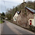 SO5306 : Manor Brook Cottage, Whitebrook by Jaggery