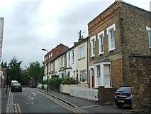 TQ3386 : Edwards Lane, Stoke Newington by Chris Whippet