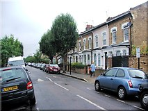 TQ3386 : Kynaston Road, Stoke Newington by Chris Whippet