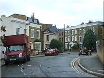 TQ3385 : Clonbrock Road, Stoke Newington by Chris Whippet