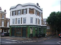 TQ3283 : Southgate Arms, Hoxton by Chris Whippet