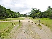 SU3012 : Bartley, gateway by Mike Faherty
