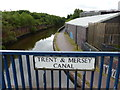 SJ8844 : Whieldon Road crossing the Trent & Mersey Canal by Mat Fascione