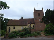 SU7963 : St James, Finchampstead: mid July 2013 by Basher Eyre