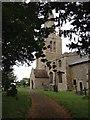 TL0762 : Keysoe Church by Dave Thompson