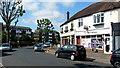 TQ1369 : Ashley Road, Hampton by Jonathan Billinger