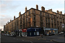 NS5667 : Junction of Great George Street and Byres Road by Garry Cornes
