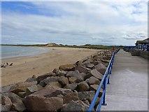 NK0066 : The esplanade at Fraserburgh by Gordon Brown