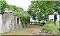 J5272 : Derelict cottage, Loughries, Newtownards - July 2015 (1) by Albert Bridge