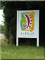 TG1926 : Jubilee Family Centre sign by Adrian Cable