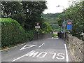 SE0822 : Copley Lane bridge by Stephen Craven